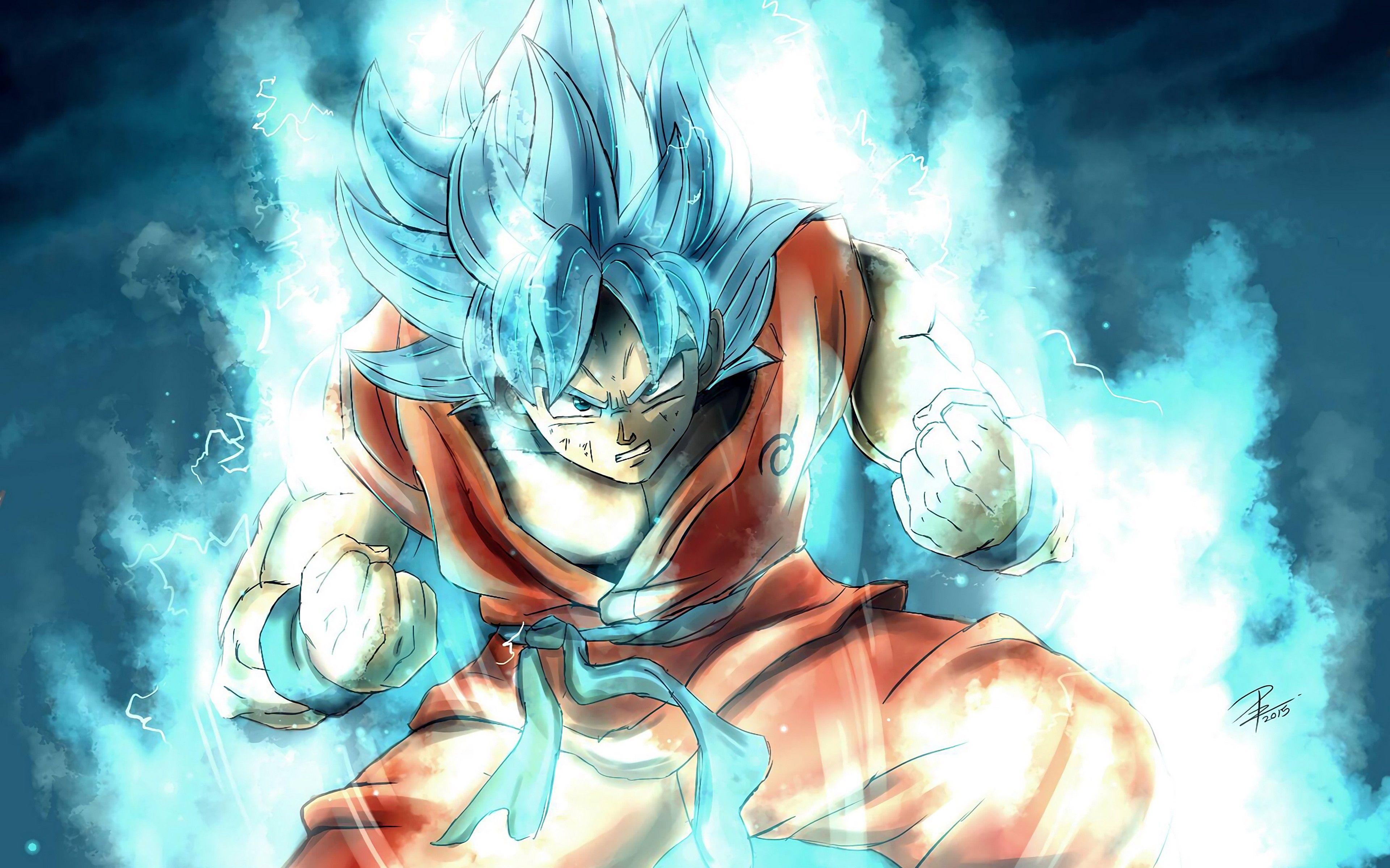 Son Goku Wallpapers 3840x2400