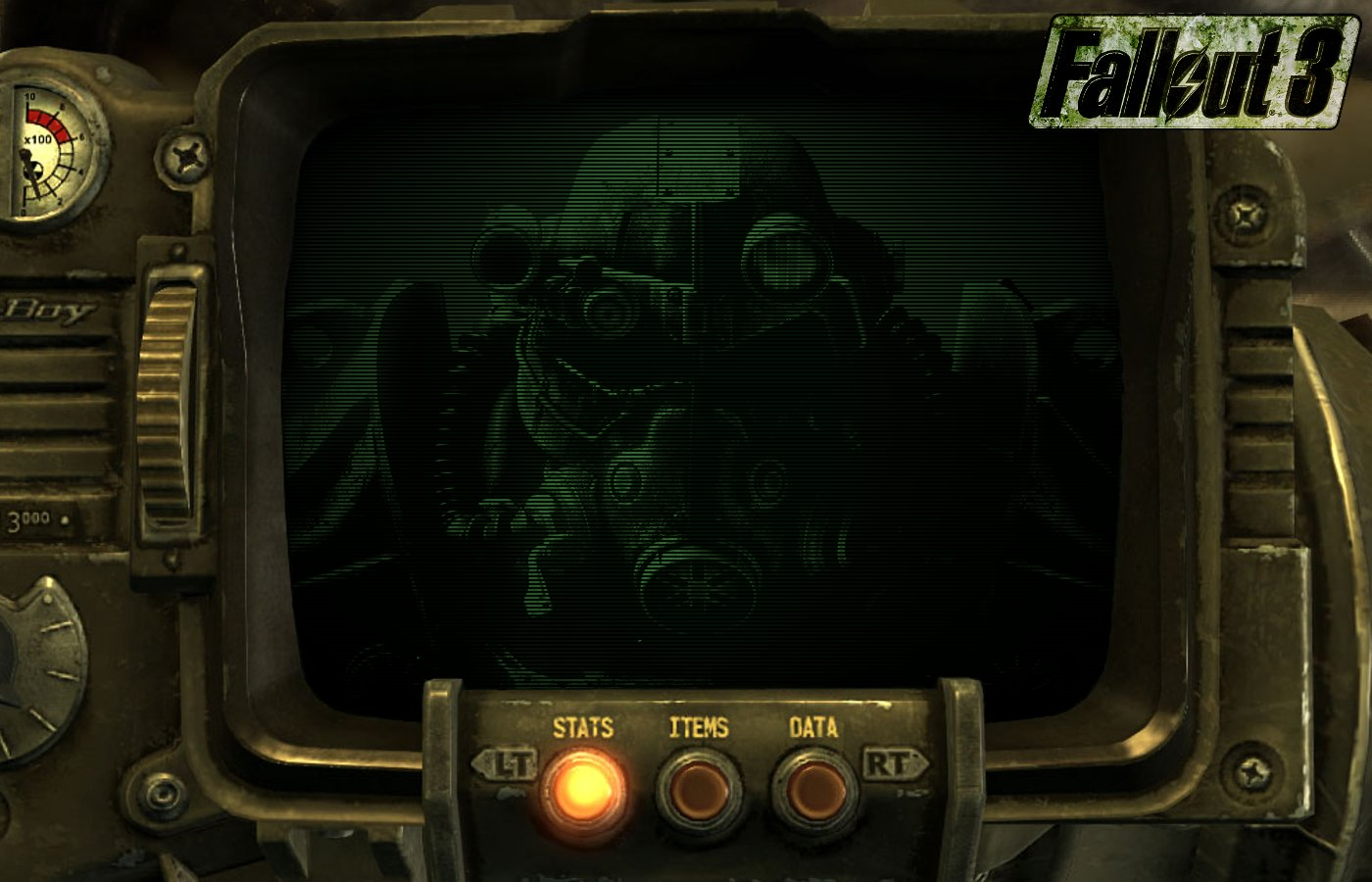 fallout pipboy wallpaper for pc wallpapersafari