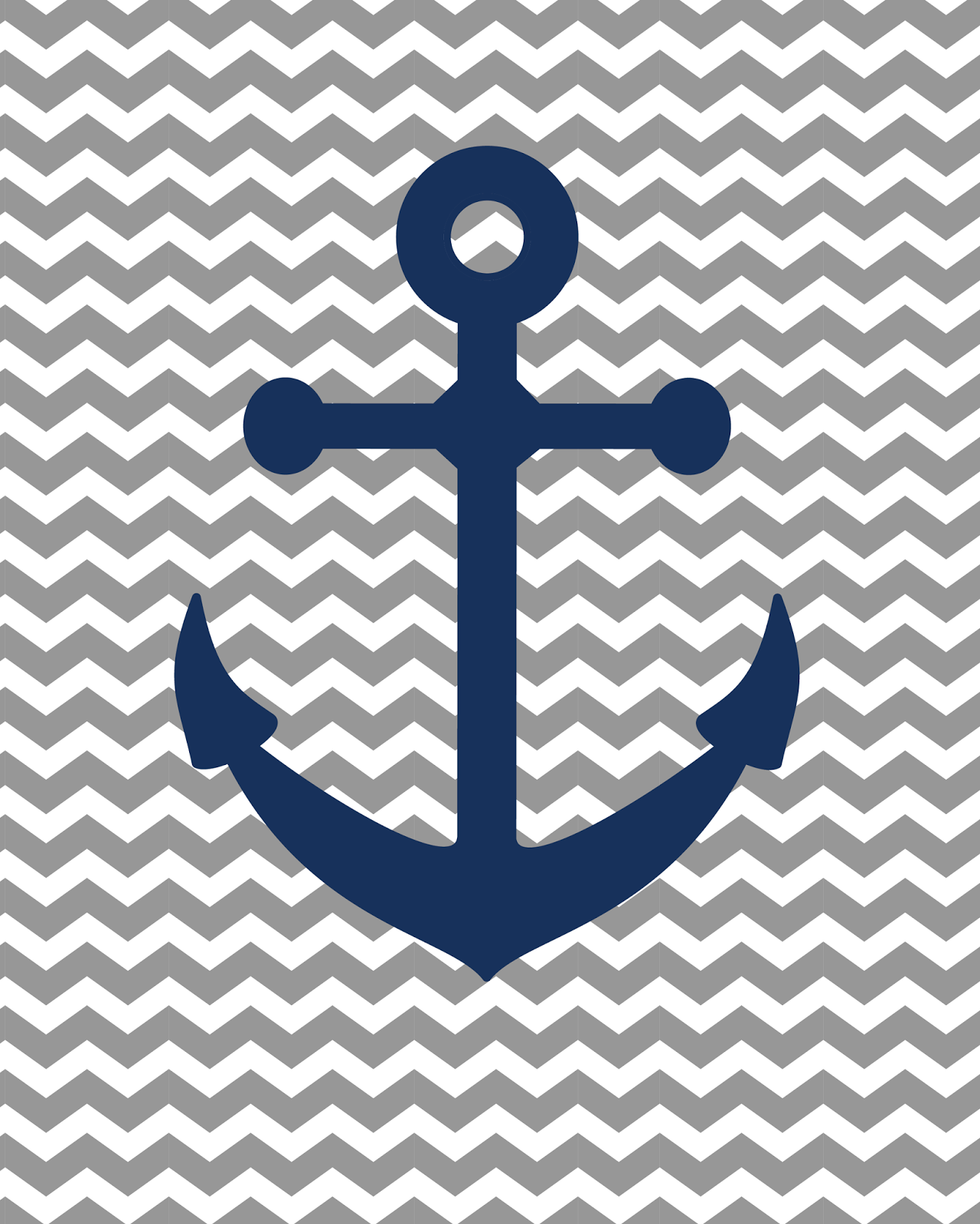 Oh So Lovely Blog ANCHORS AWAY FREE PRINTABLES 1280x1600
