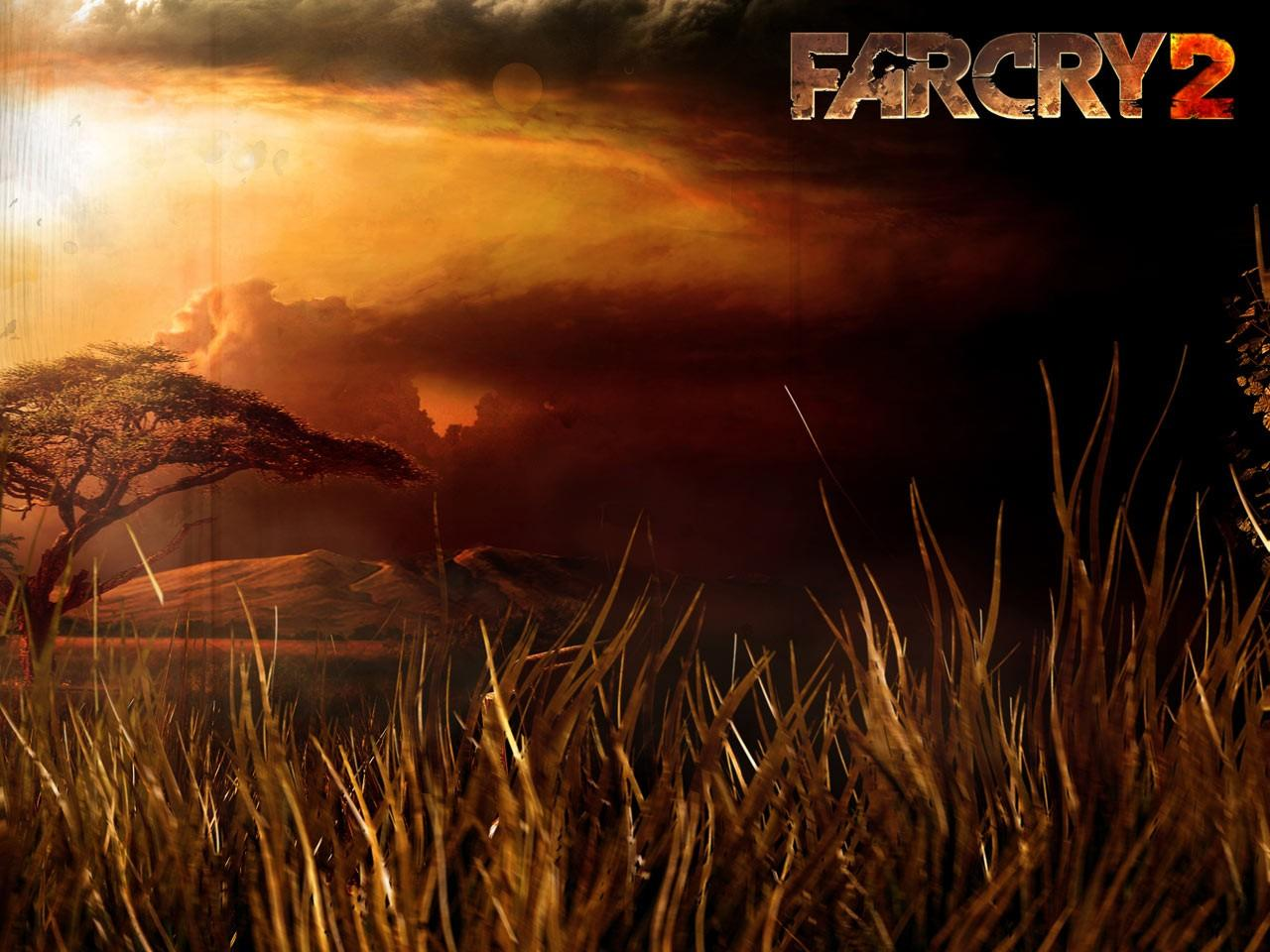 Free Download Video Game Far Cry 2 Wallpaper 1280x960 For Your