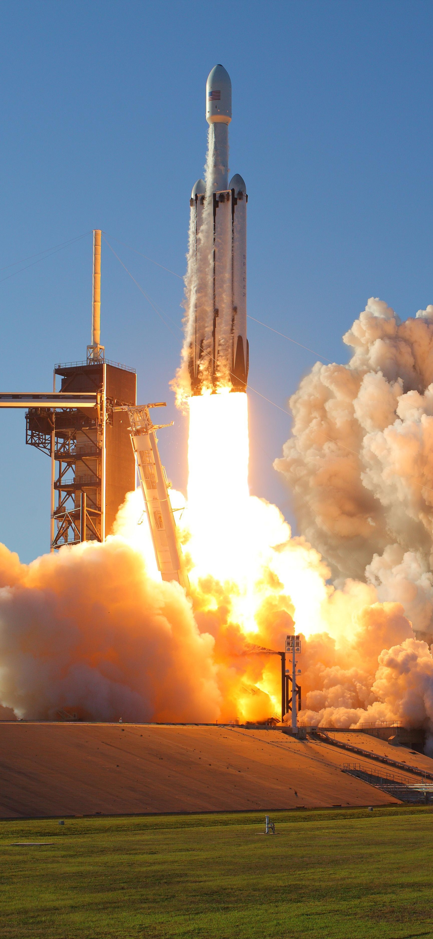 TechnologySpaceX 1440x3120 Wallpaper ID 817425   Mobile Abyss 1440x3120