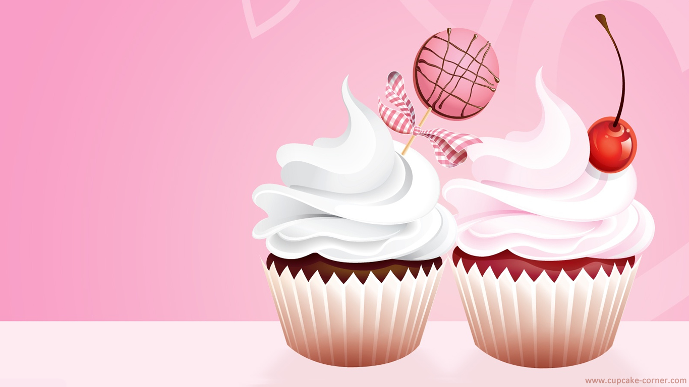 Cupcake Wallpaper 15 Wallpaper Background Hd With Resolutions 1366 1366x768