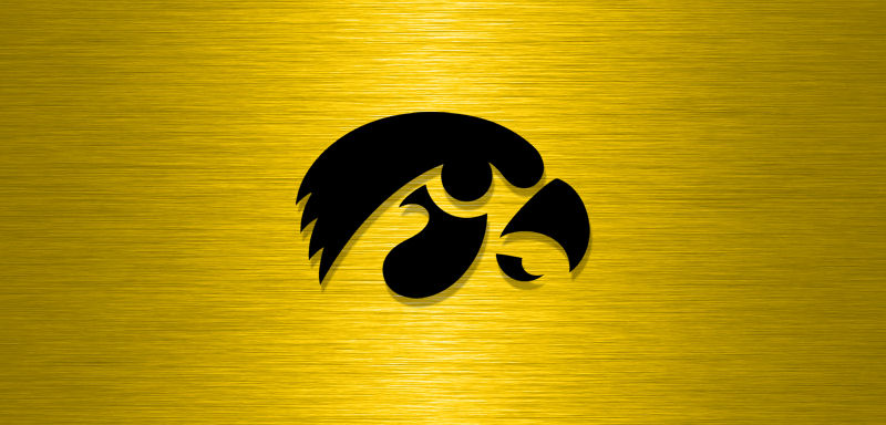 Iowa Hawkeyes Wallpaper Silver Wallpapers requests   page 800x384