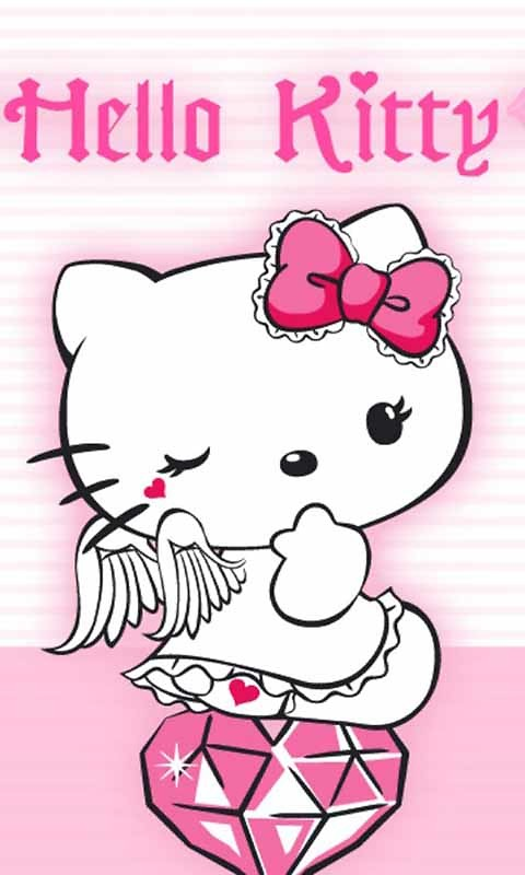 4c9850a4f Download Hello Kitty Animated Wallpaper for your Android phone 480x800