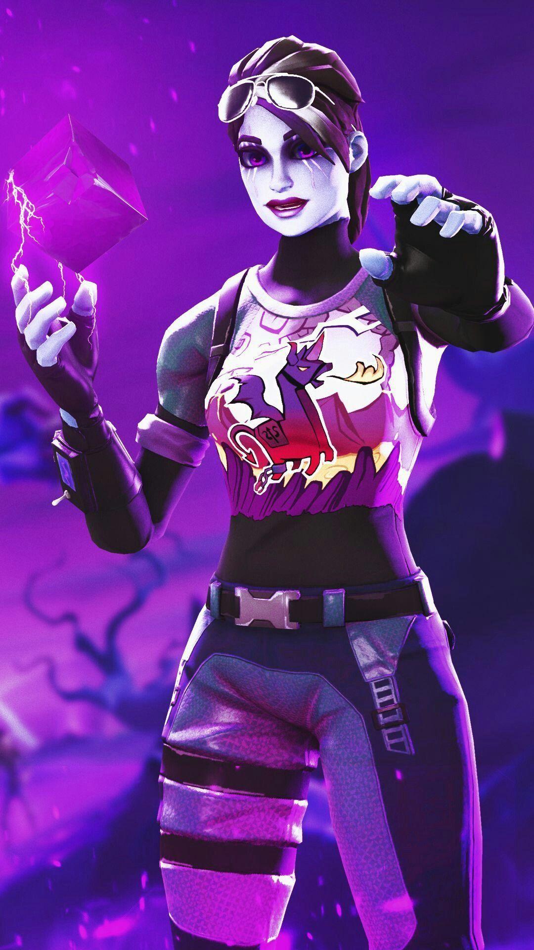Dark Bomber Fortnite Skin Wallpaper in 2020 Best gaming 1080x1920