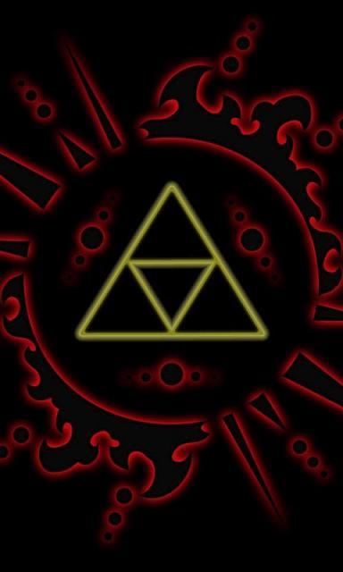 Triforce Wallpaper 1080p Legend zelda hd wallpapers 384x640