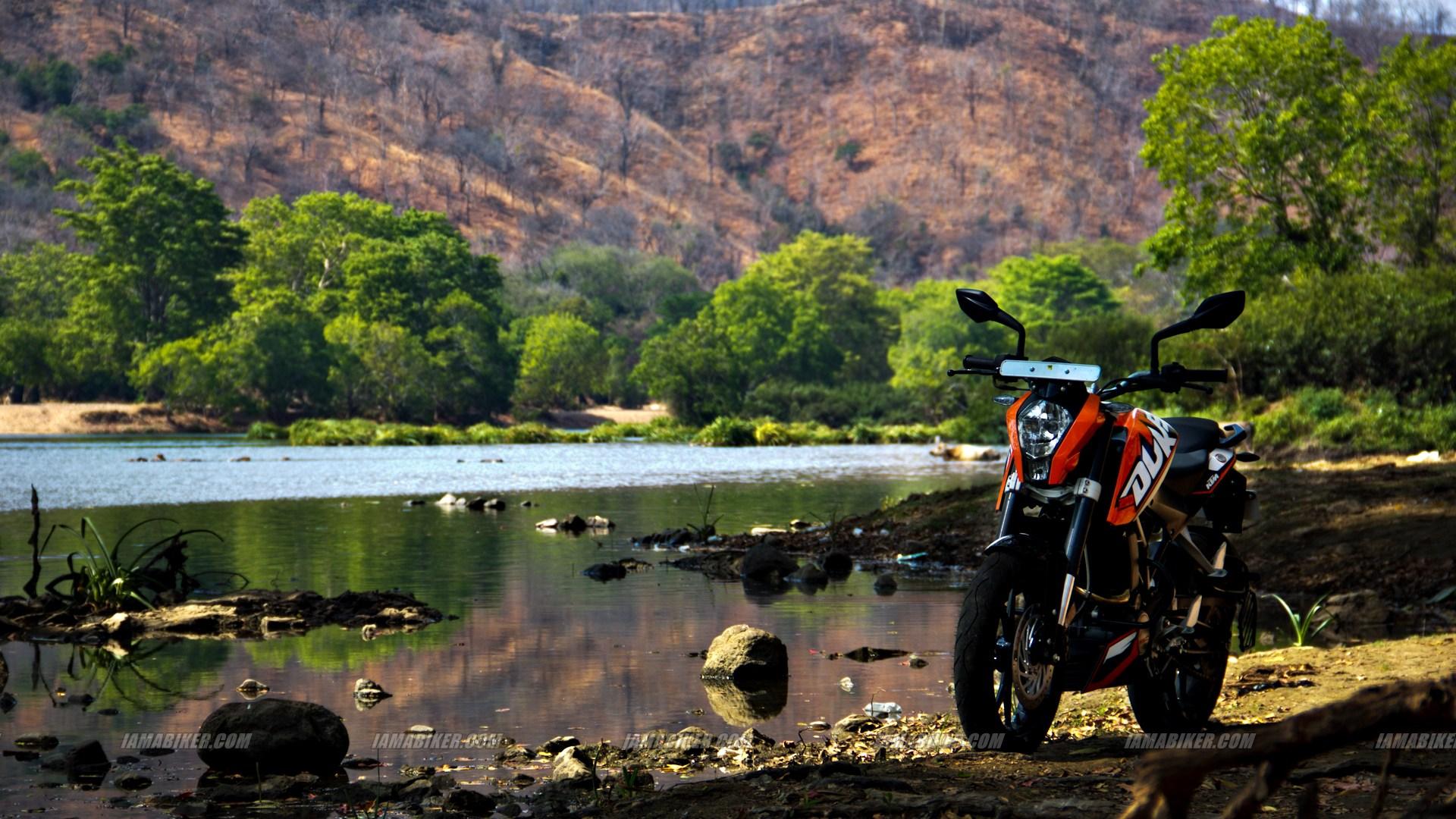 KTM Duke 200 HD wallpapers 1920x1080