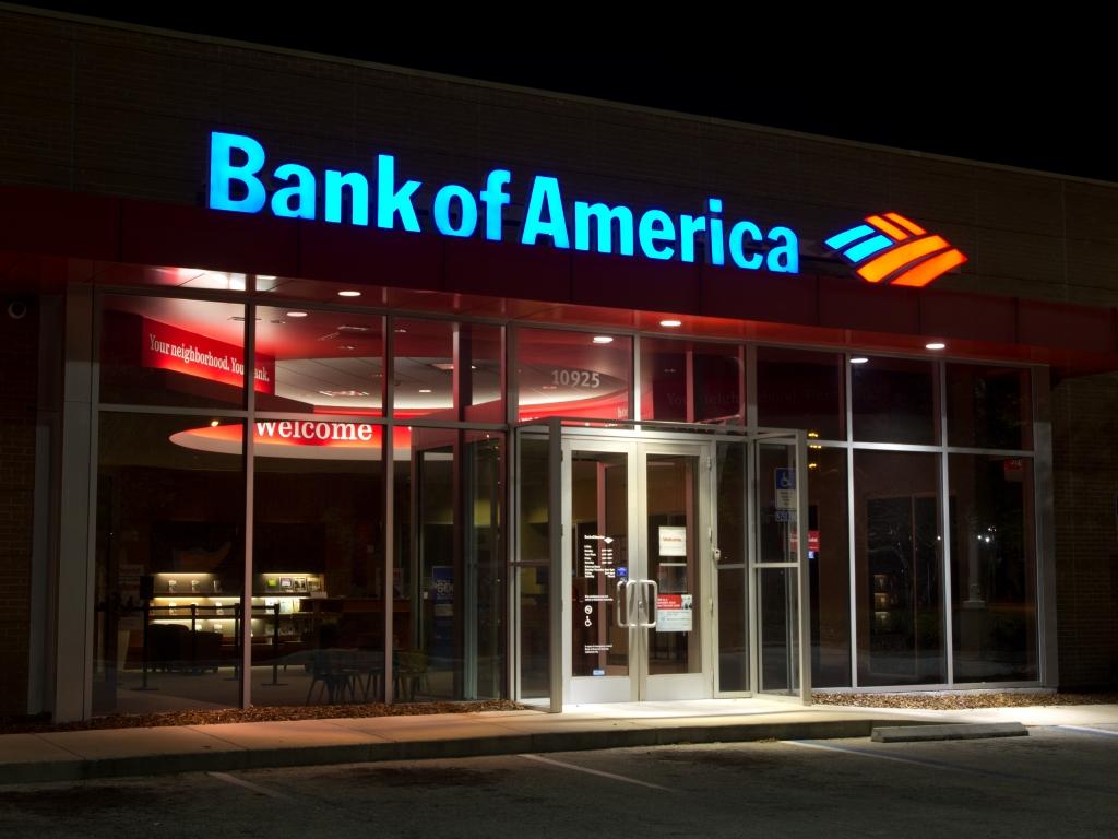 Bank of America Corporation NYSEBAC Citigroup Inc NYSEC 1024x768
