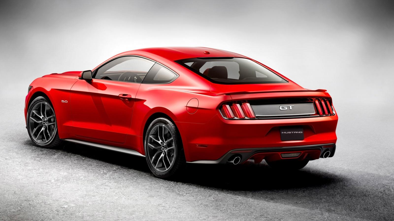 2015 Ford Mustang 3 Wallpaper HD Car Wallpapers 1600x900