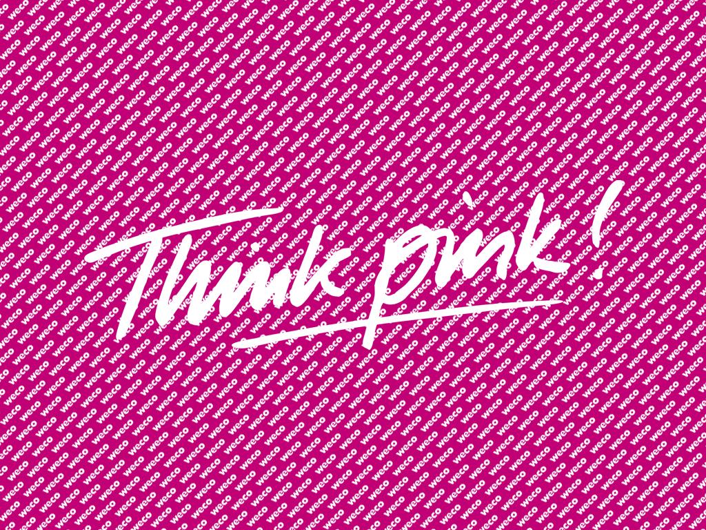 pink brand wallpaper wallpapersafari