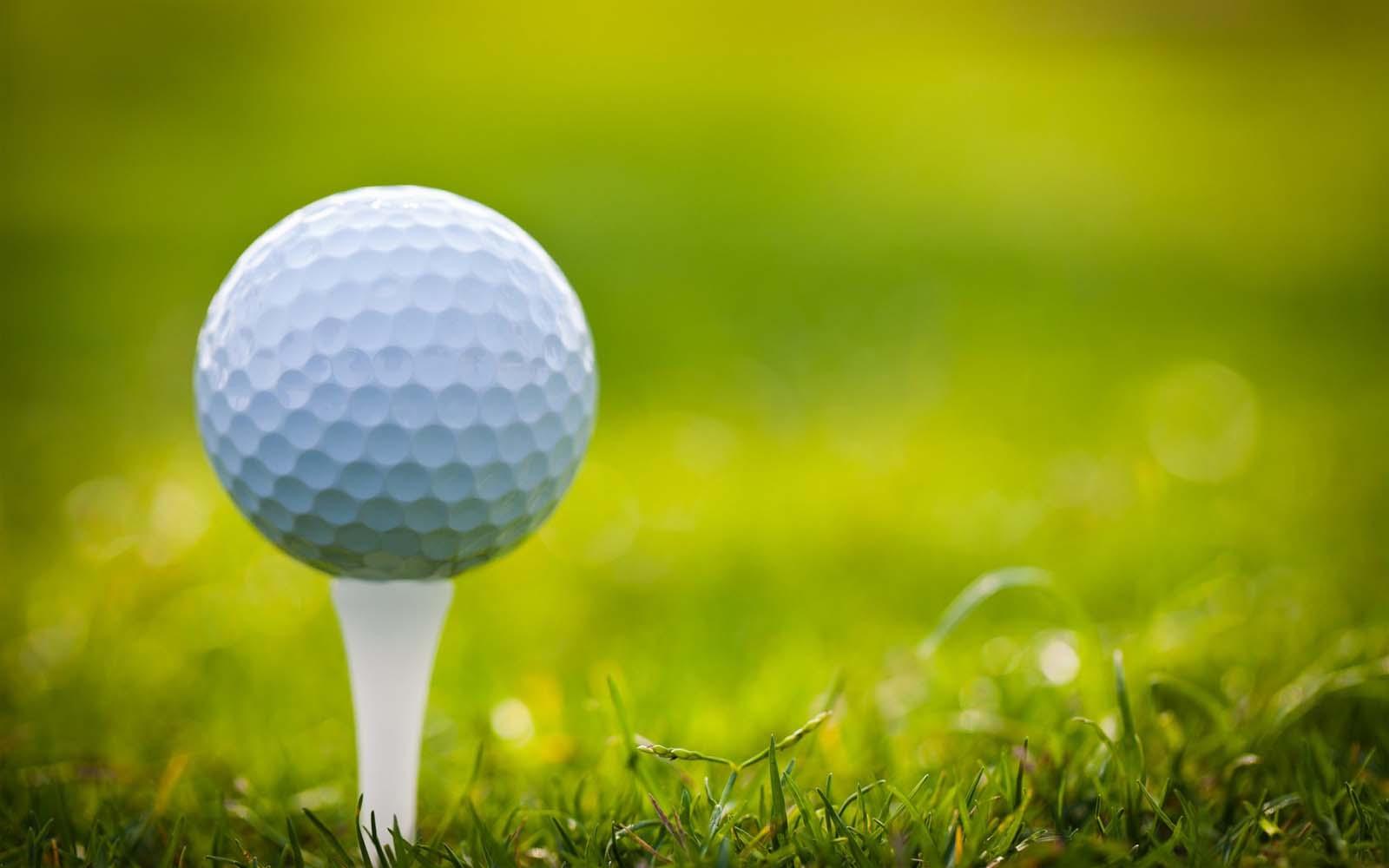 Golf Ball Wonderful Sport Photos Hd Desktop Wallpaper CaT 1600x1000