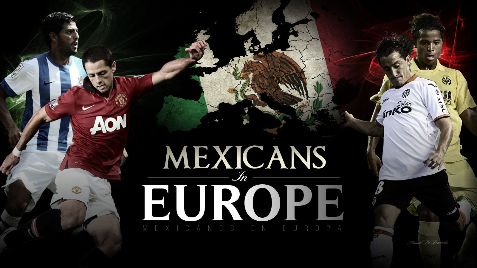 Mexican Soccer Team 2015 Wallpapers 1600x900