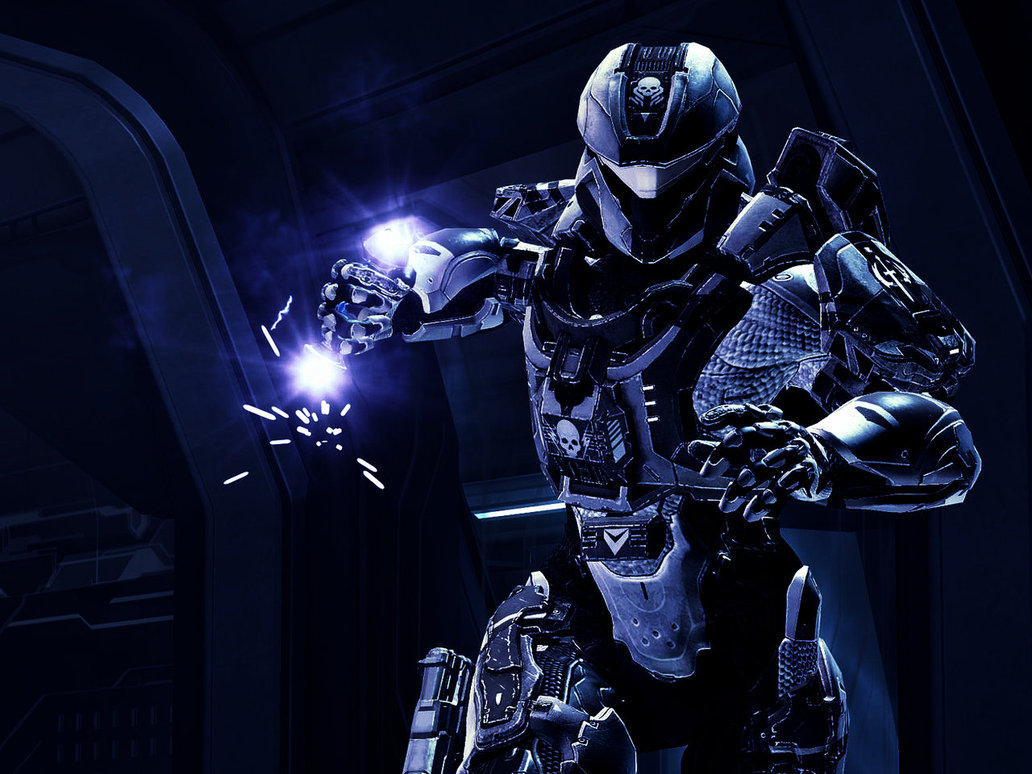 Halo 4 Elite Wallpaper 1032x774