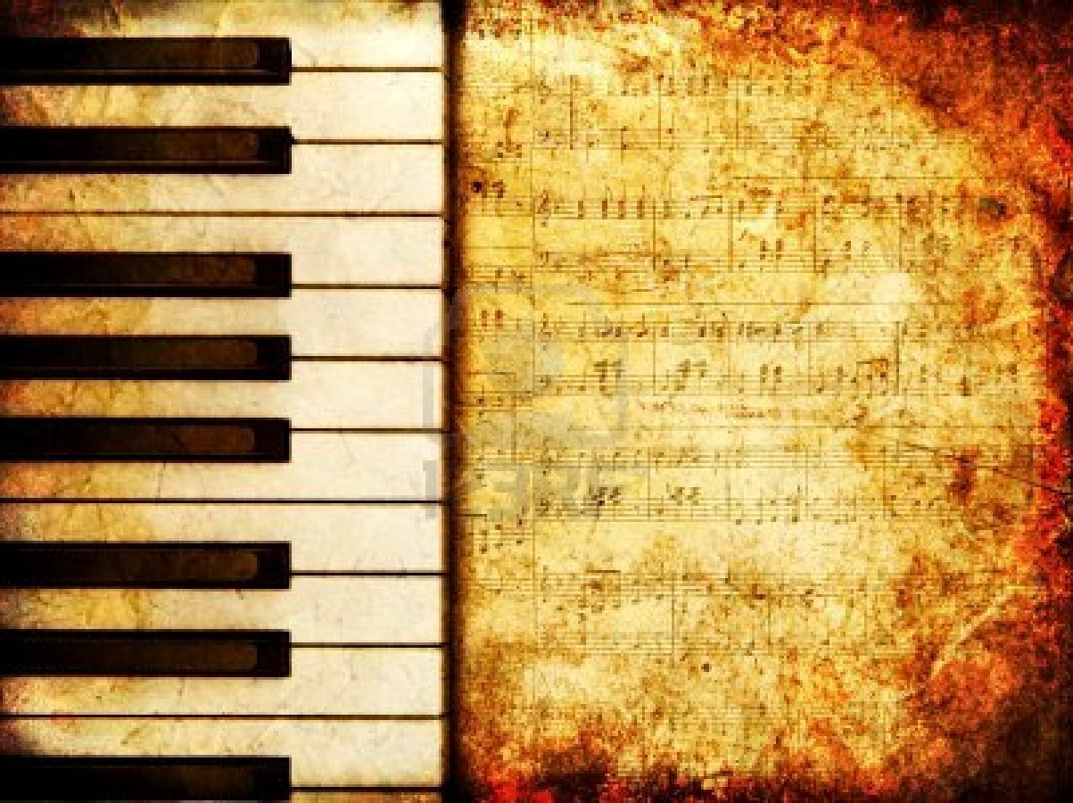Piano Music Wallpaper - WallpaperSafari