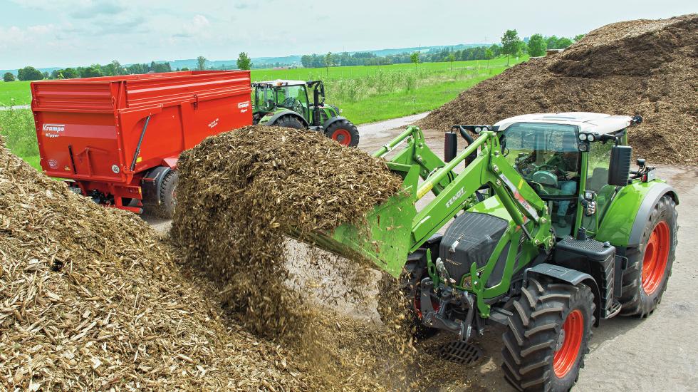 Tractors Fendt Photo Archive   Fendt 980x550