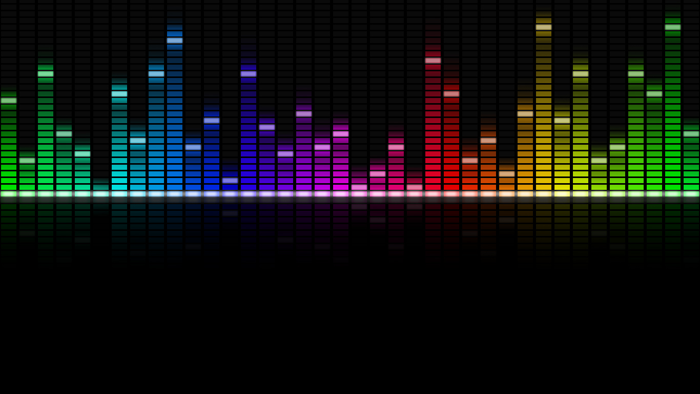 Download Free 3d Music Equalizer Wallpapers Hd: Equalizer Wallpaper That Moves