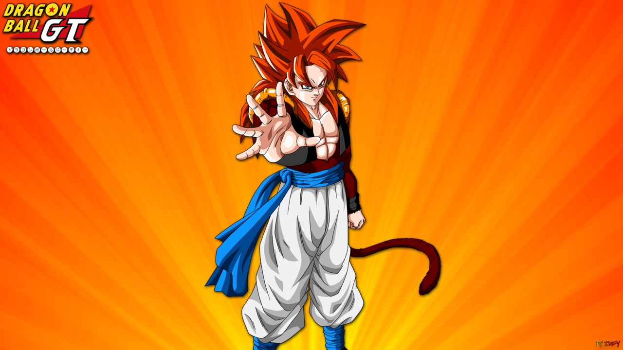 Free Download Gogeta Ssj4 Wallpapers 1280x720 For Your