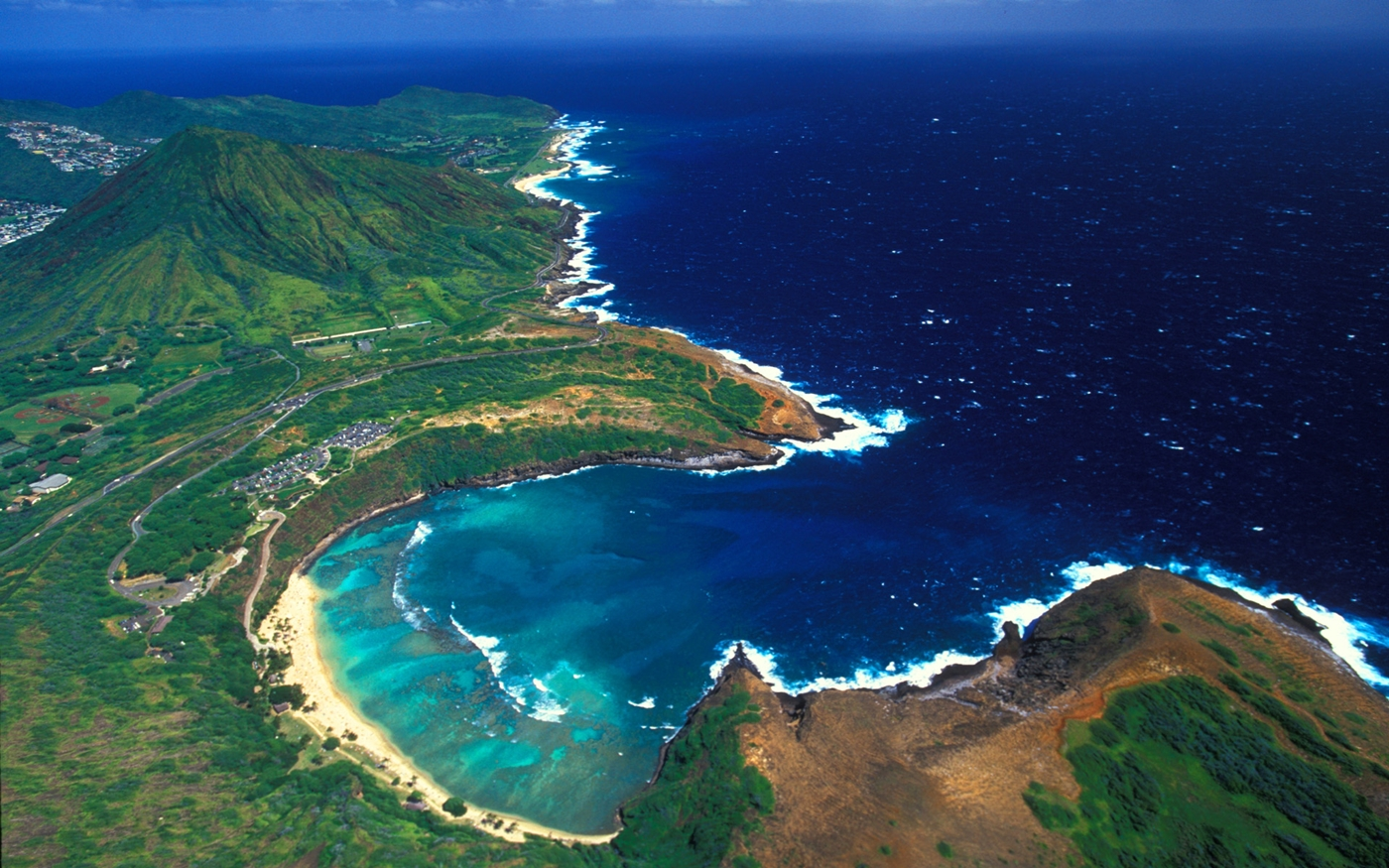 Hanauma Bay   Oahu Hawaii wallpaper   ForWallpapercom 1400x875