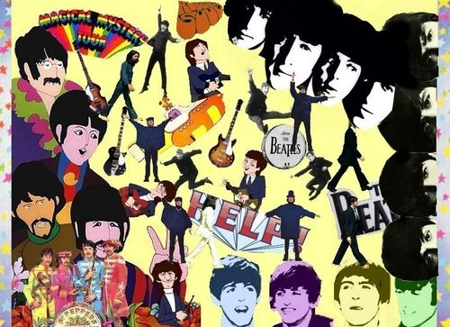 Classic Rock The Beatles 500x363