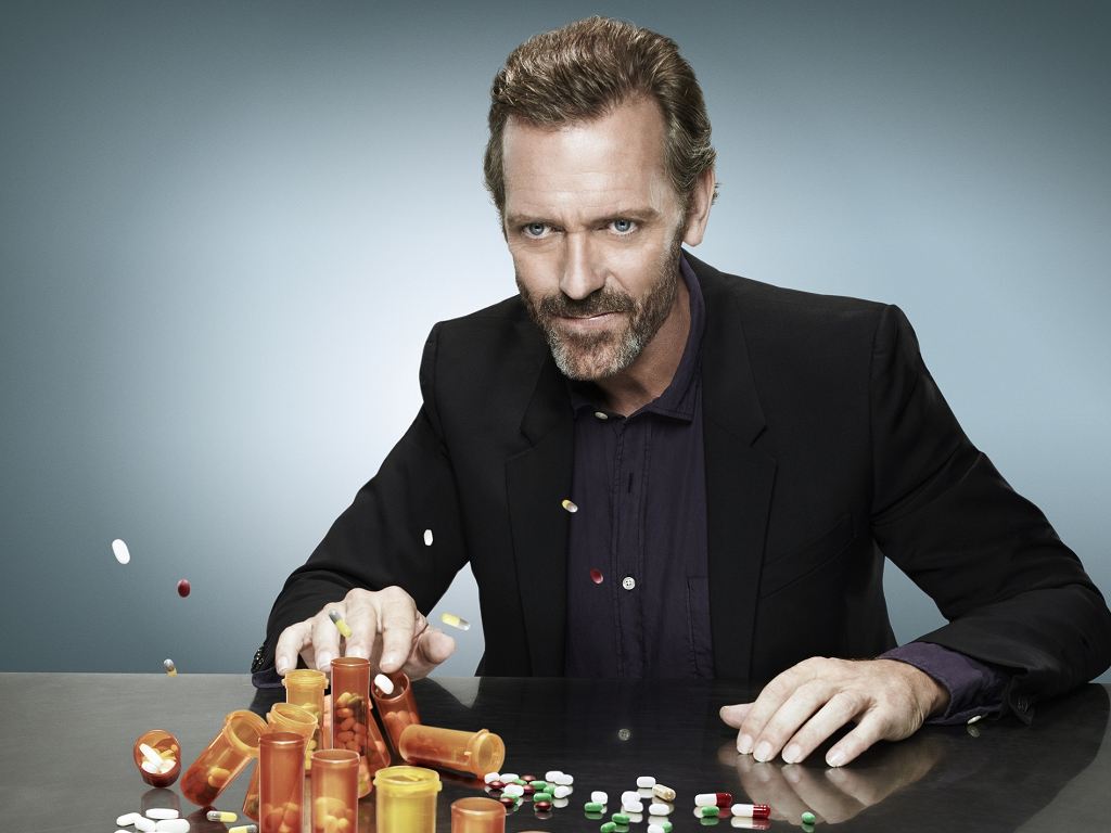 Dr Gregory House   Dr Gregory House Wallpaper 31954885 1024x768