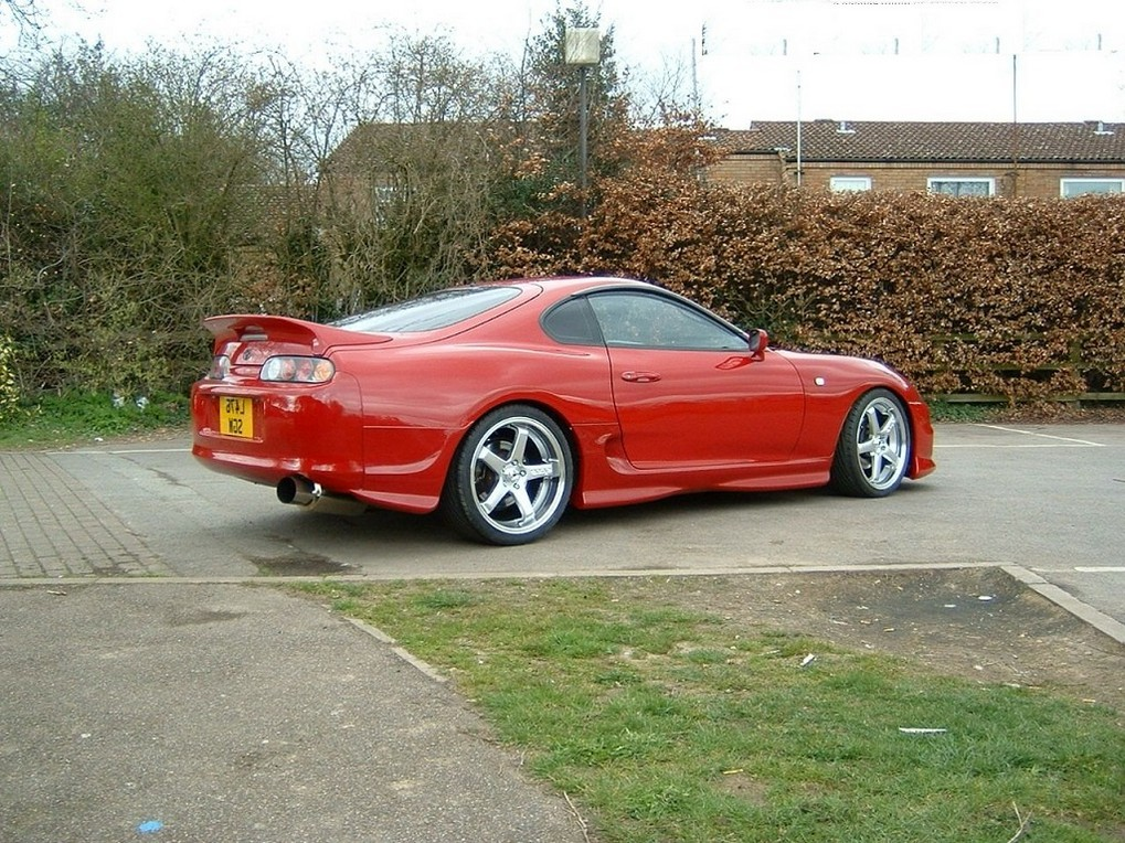 Toyota Supra Tuning Photo 1019x764