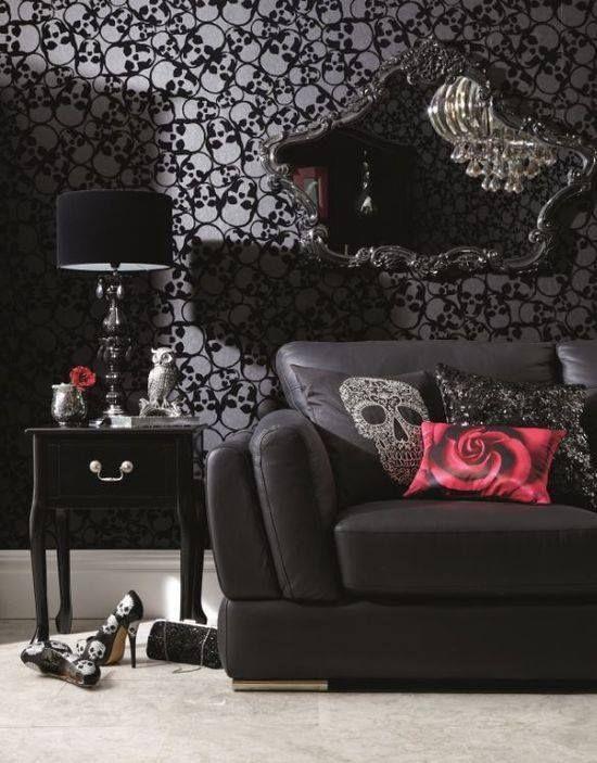Bedroom Design Ideas 22 Dramatic Gothic Bathroom Designs Ideas 18 Cool 550x703