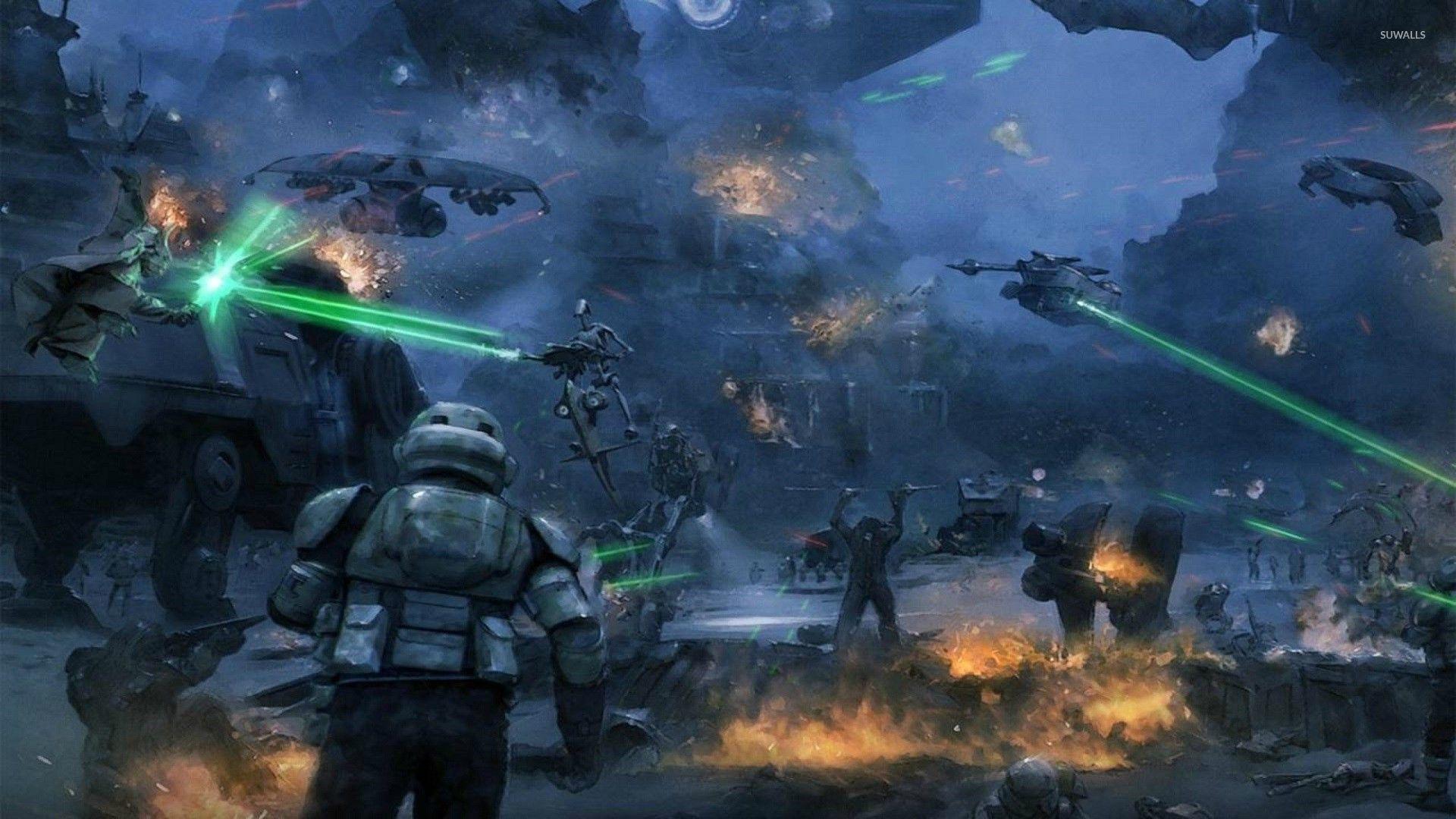 Free download Star Wars Battlefront