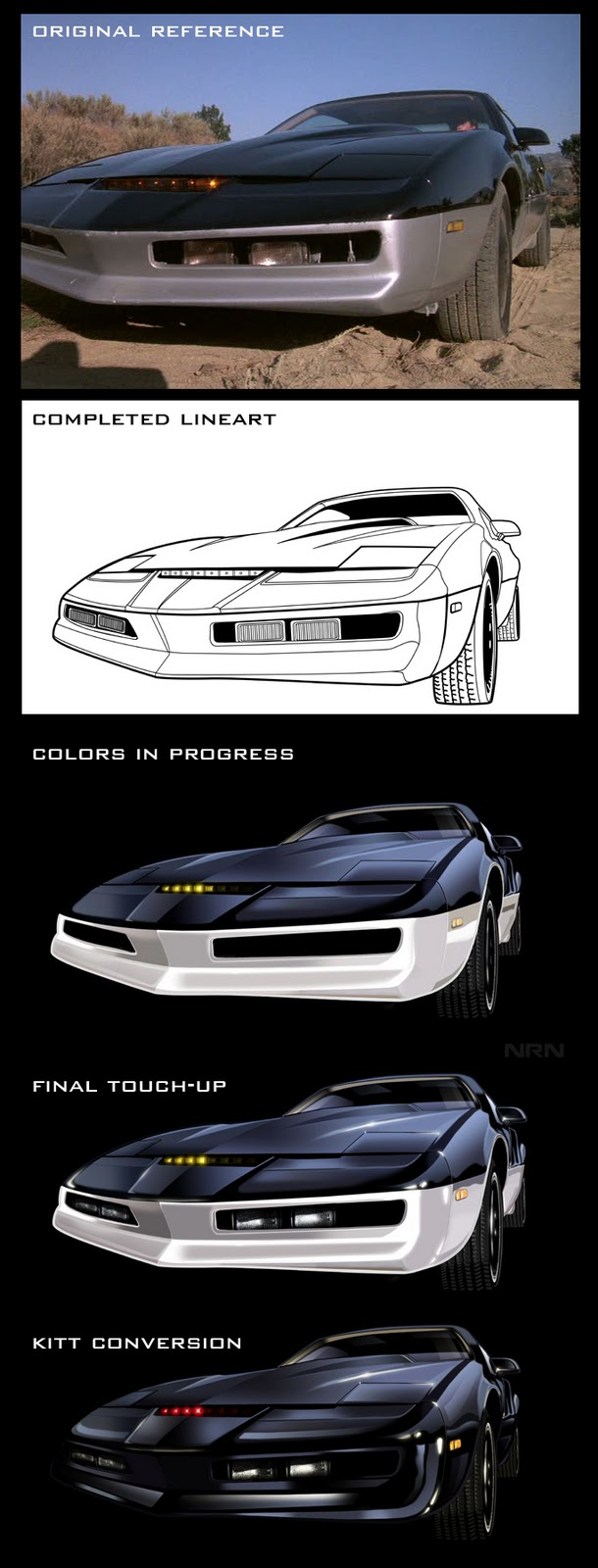 46+] Karr vs Kitt Wallpaper on WallpaperSafari