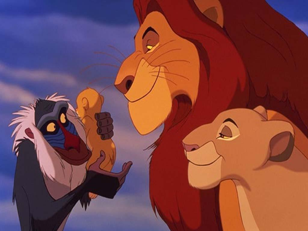 The Lion King   The Lion King Wallpaper 541228 1024x768