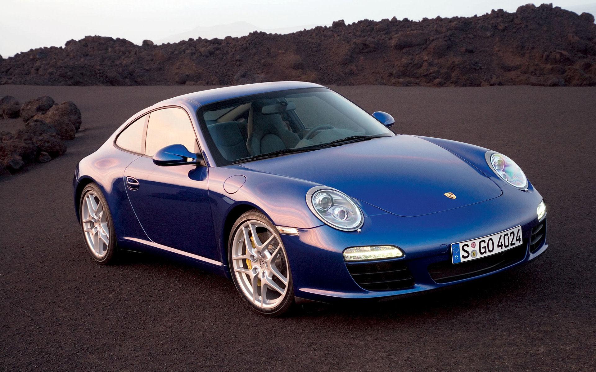 2008 Porsche 911 Carrera S wallpaper   411611 1920x1200