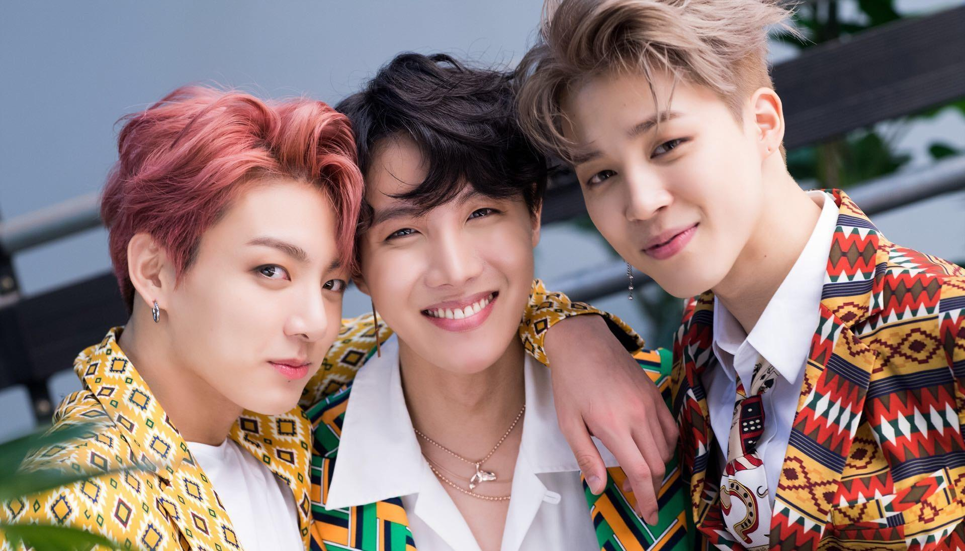 BTS images Jhope Jimin and Jungkook bts 41539125 1919 1097 HD 1919x1097