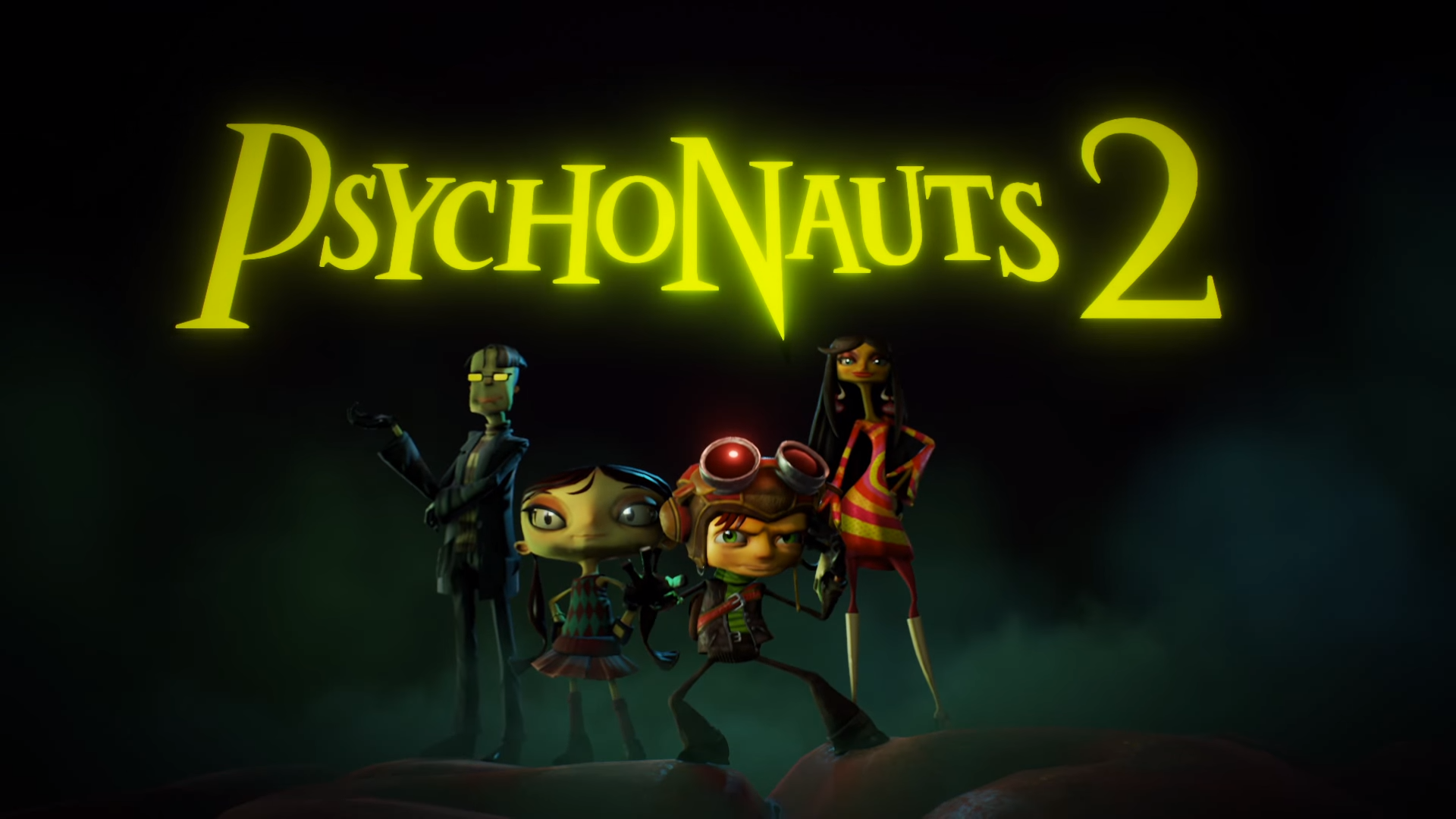 Psychonauts 2 Wallpapers Images Photos Pictures Backgrounds 1920x1080