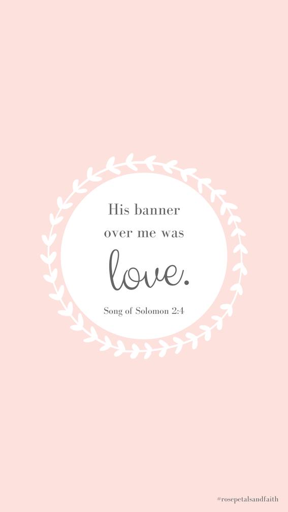 Cute Christian Wallpapers   Rosepetalsandfaith Inspirational 567x1008