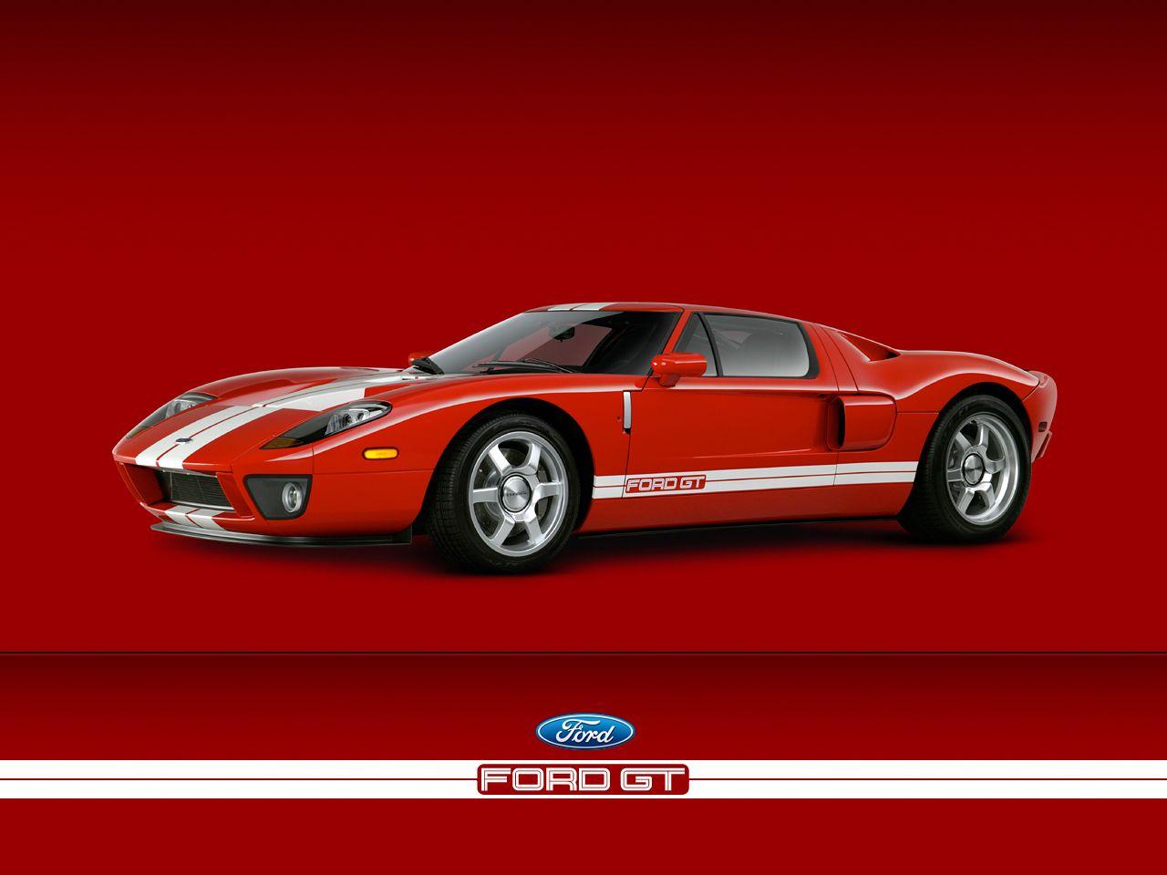 27+ Ford Gt Wallpaper 2005 Pics