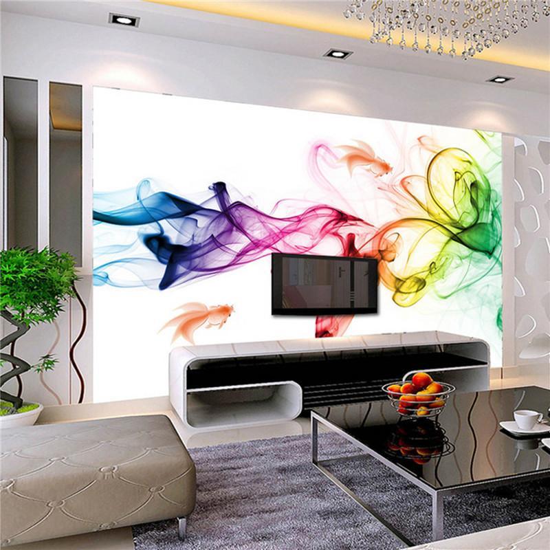 Free Download Custom Photo Wallpaper Modern 3d Wall Mural