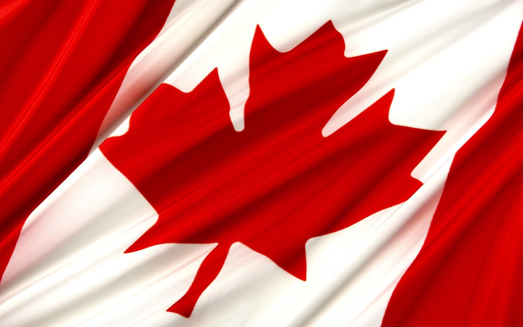 canada flag wallpapers wallpaper 1680x1050