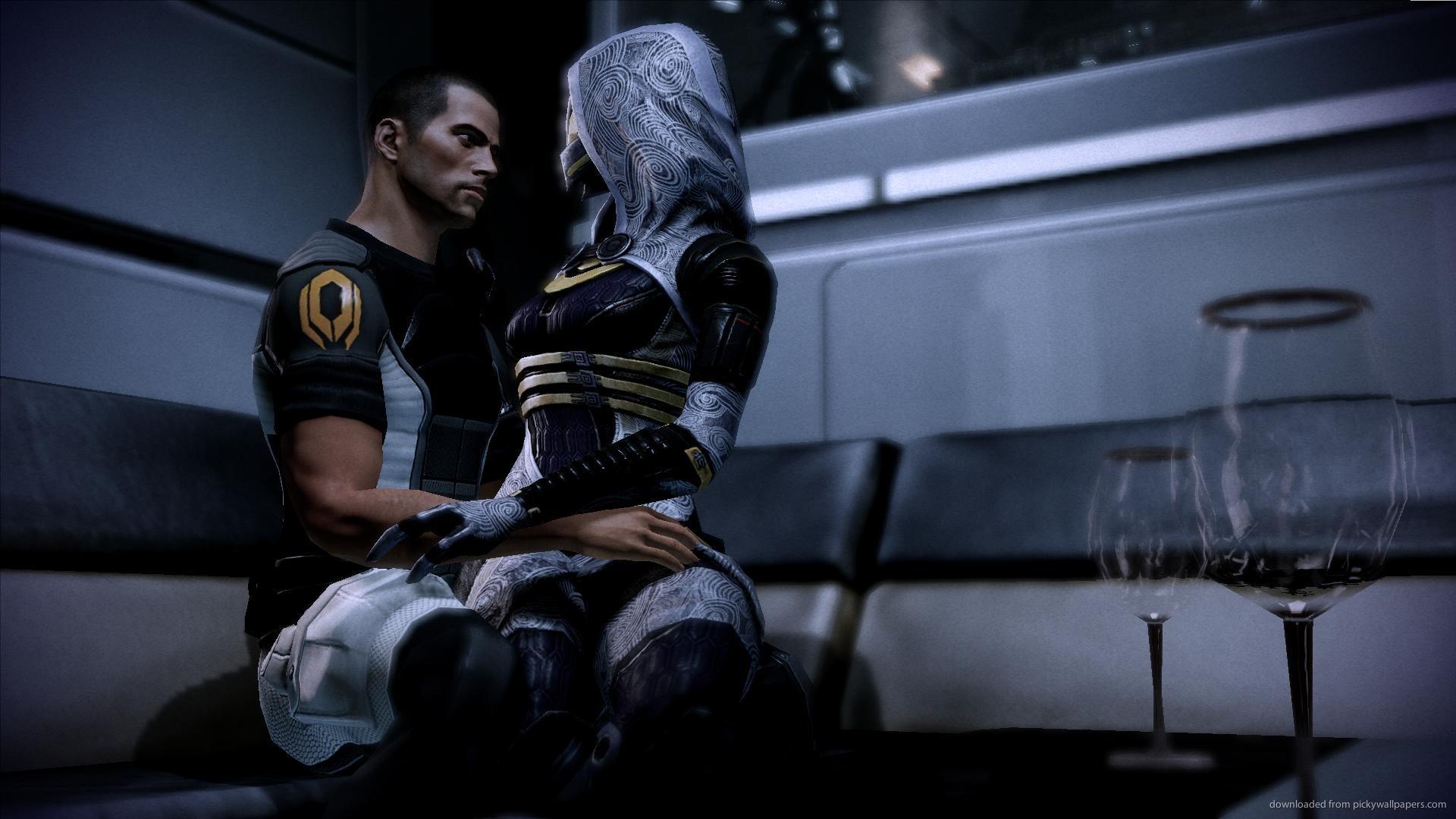 Mass Effect Wallpaper Tali Wallpapersafari