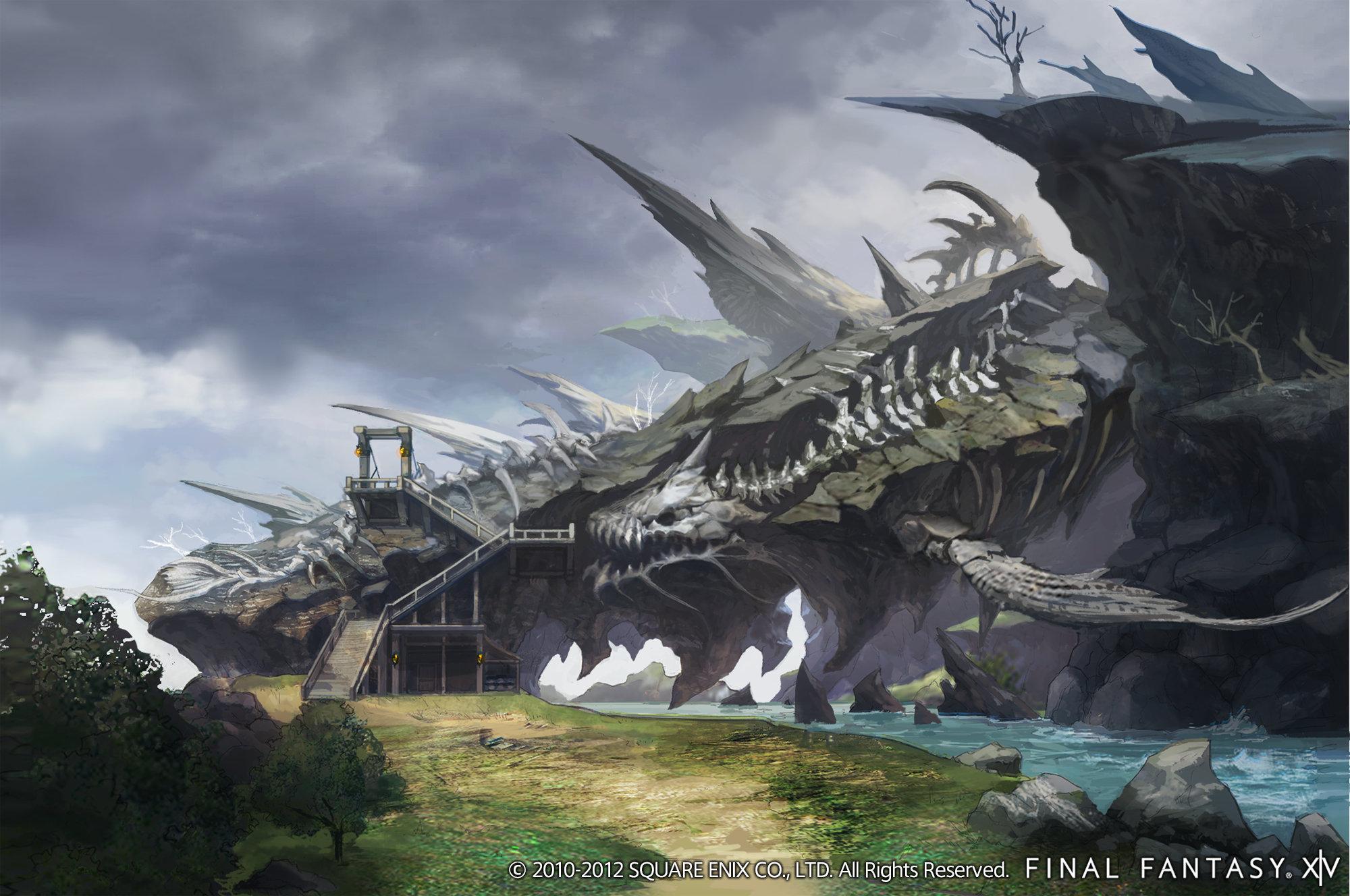 Fantasy XIV A Realm Reborn Computer Wallpapers Desktop Backgrounds 2000x1328