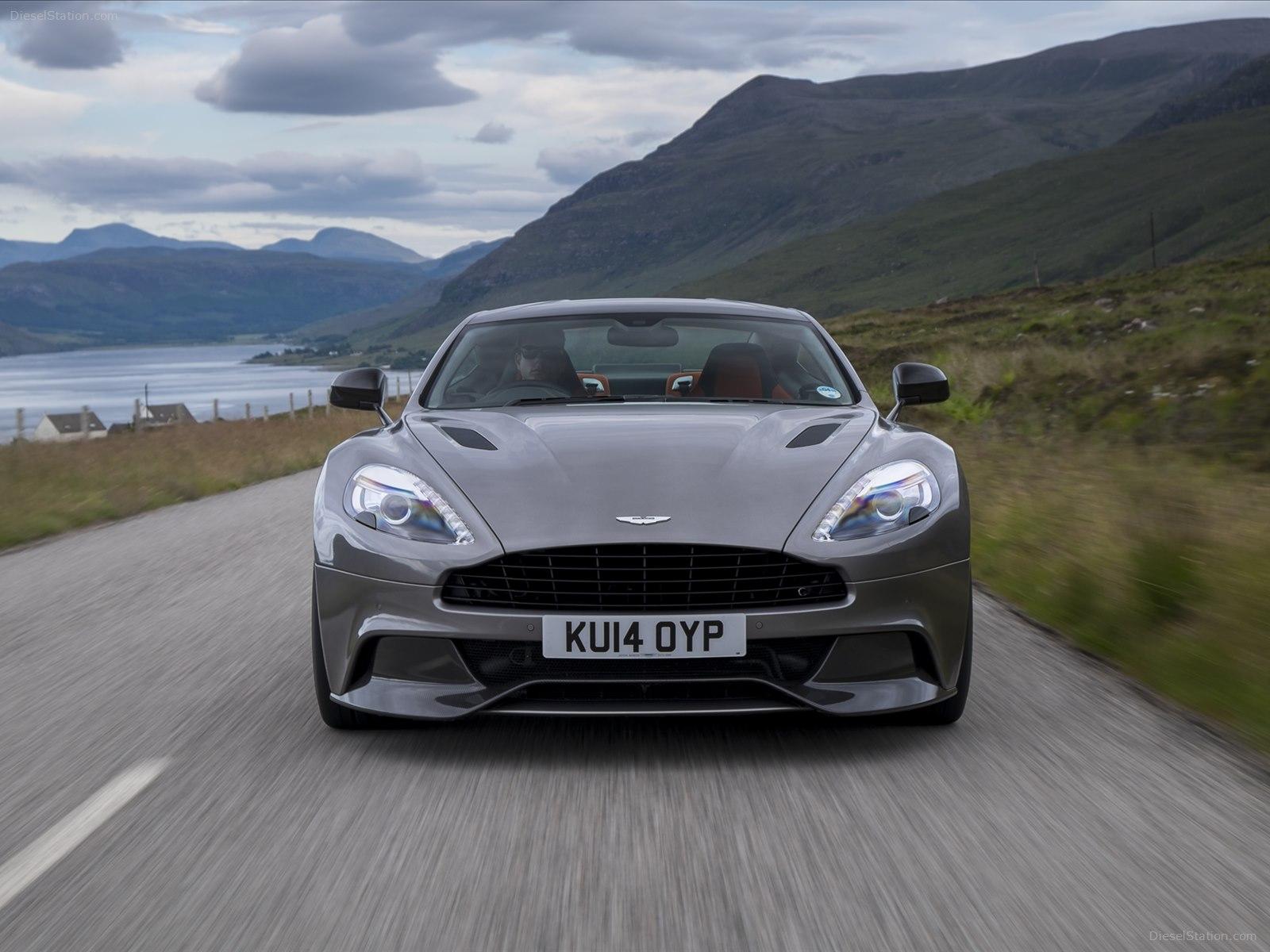 Home Aston Martin Aston Martin Vanquish 2015 1600x1200