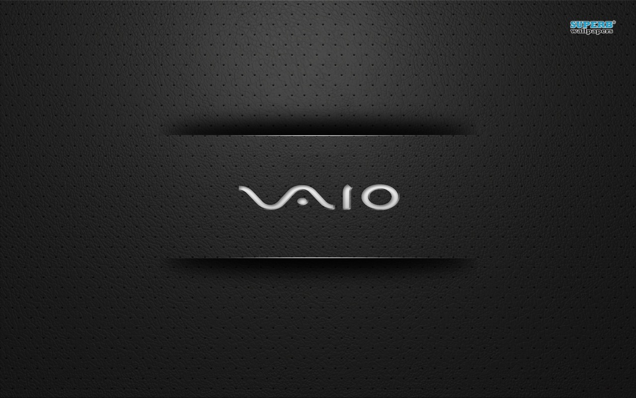 Vaio Wall Paper Black: Sony Vaio Wallpapers