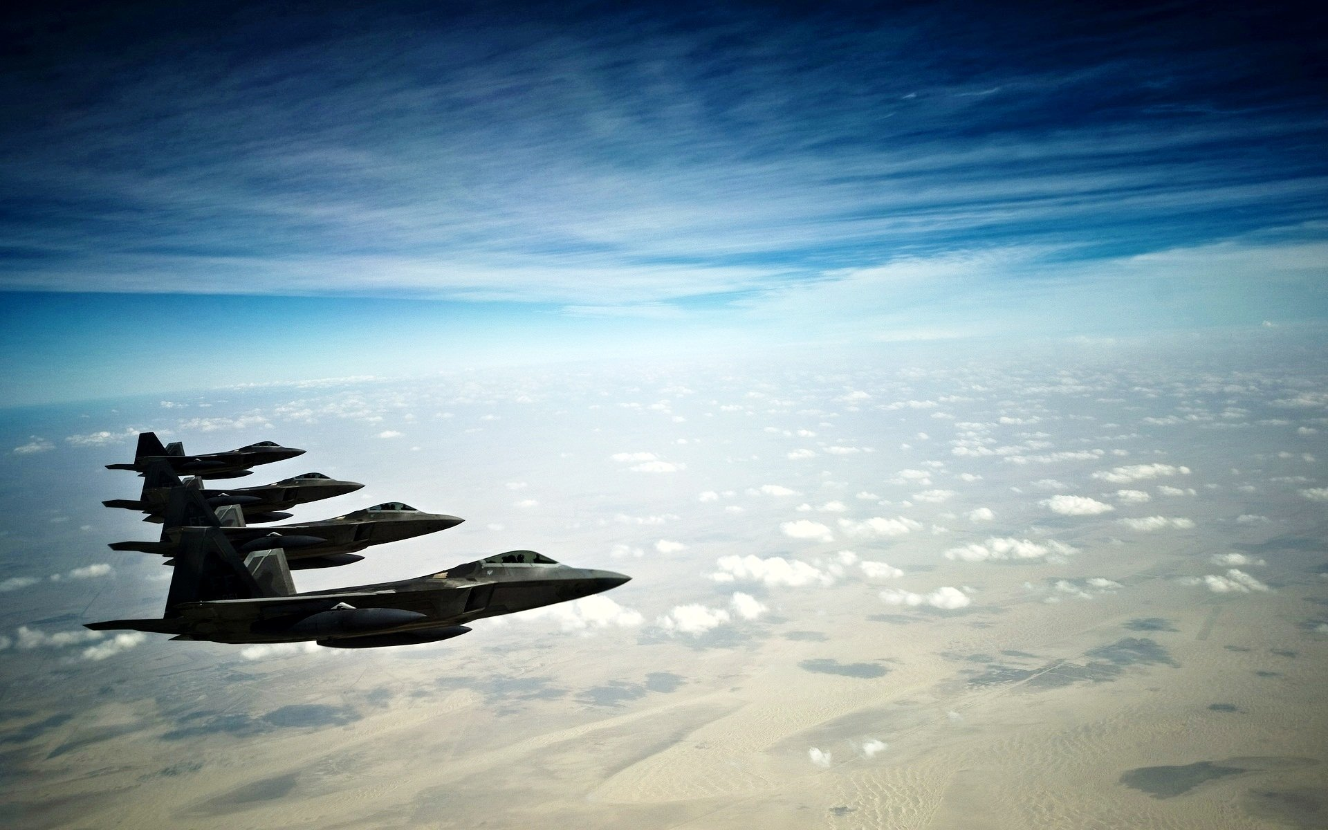22 Raptor Stealth Fighters Wallpapers HD Wallpapers 1920x1200