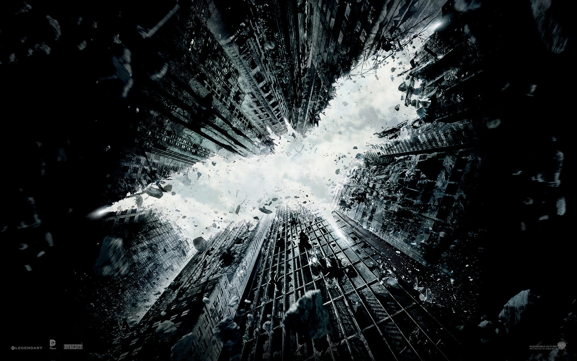 The Dark Knight Rises 2012 Wallpapers HD Wallpapers 1920x1200