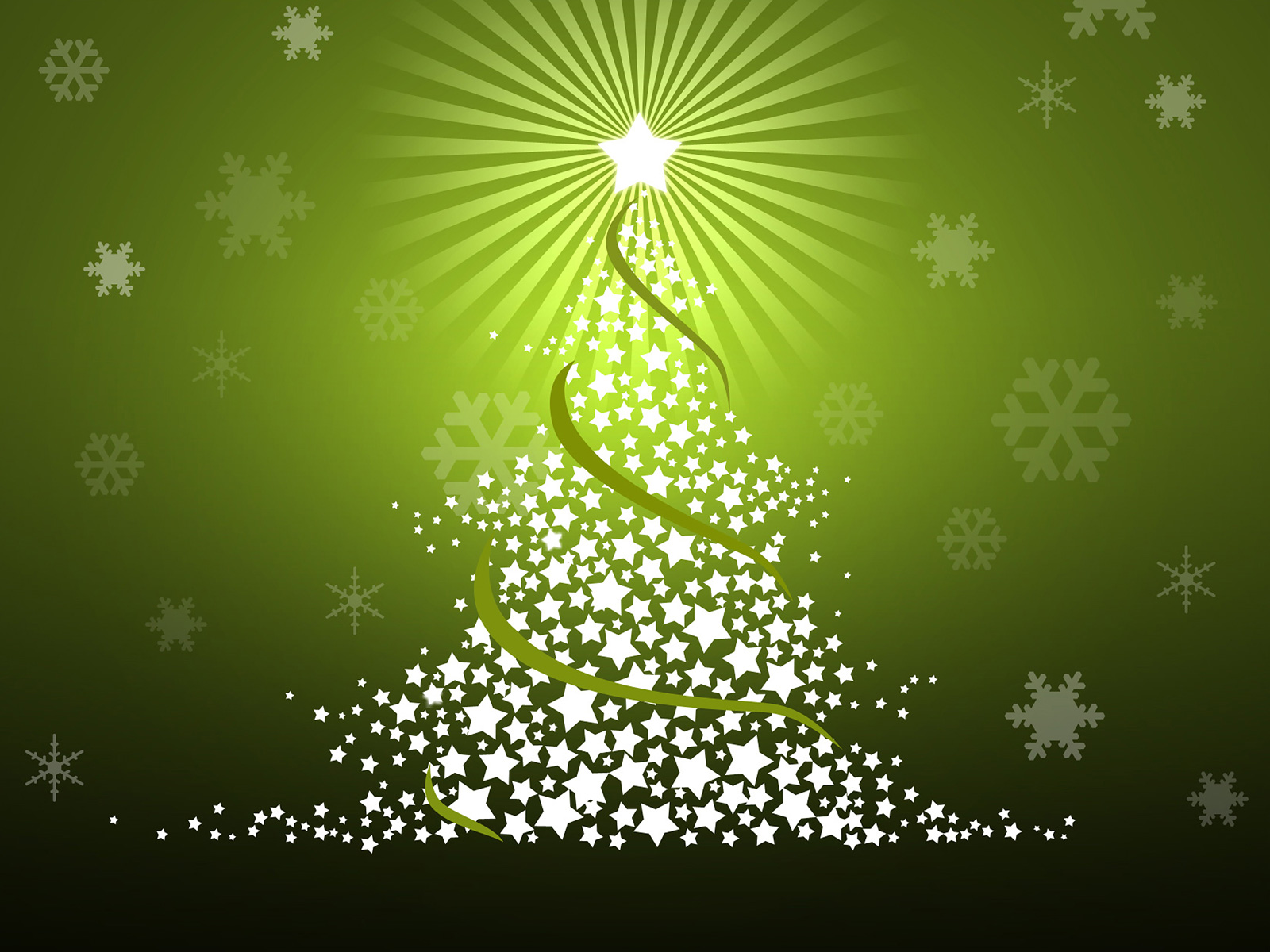 Christmas Wallpapers and PowerPoint Backgrounds Pictures  Green 1600x1200