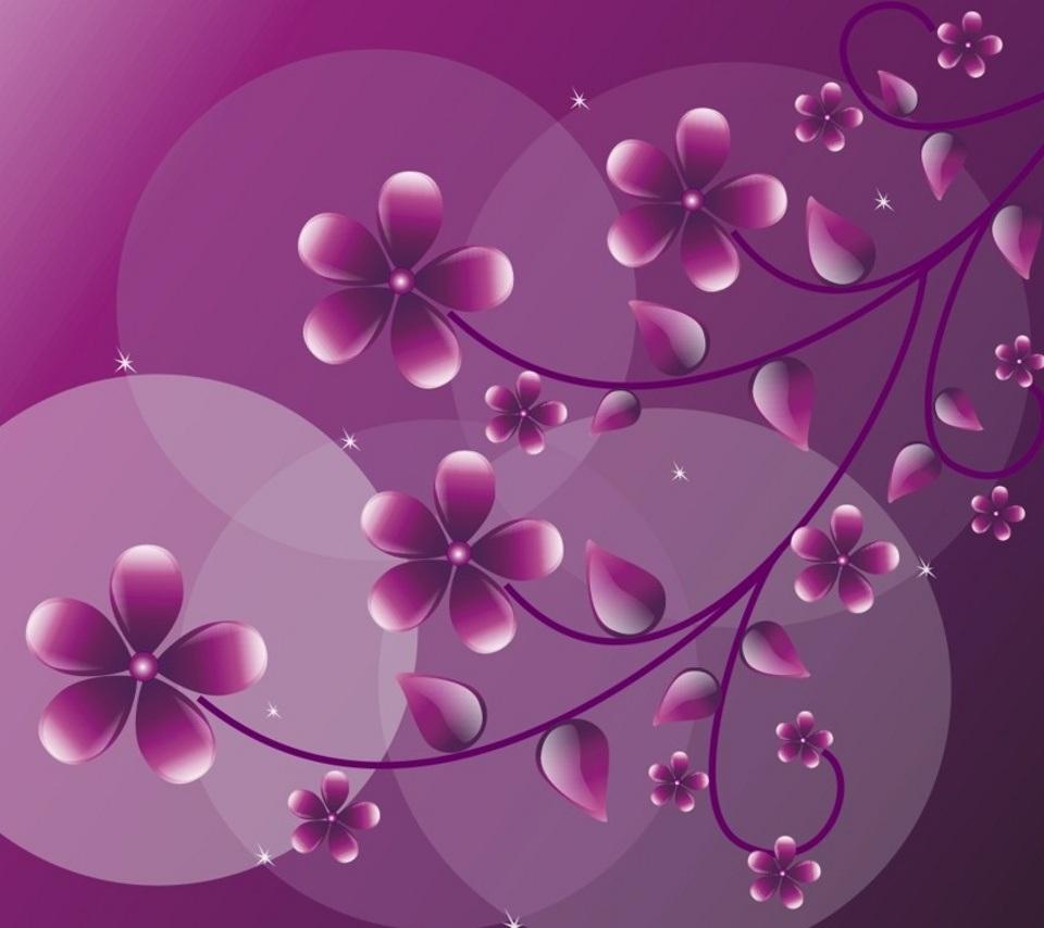 Cute Purple Wallpapers - WallpaperSafari