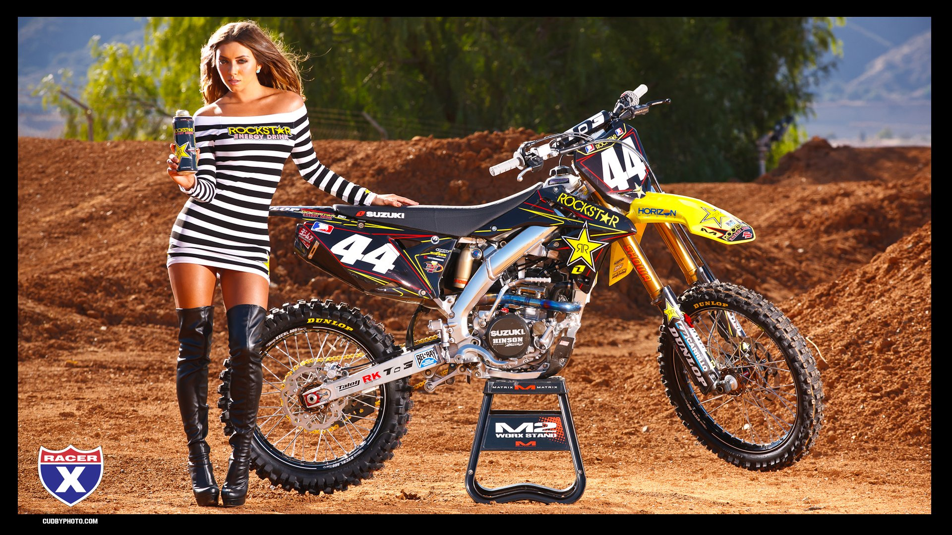 Rock racing girls