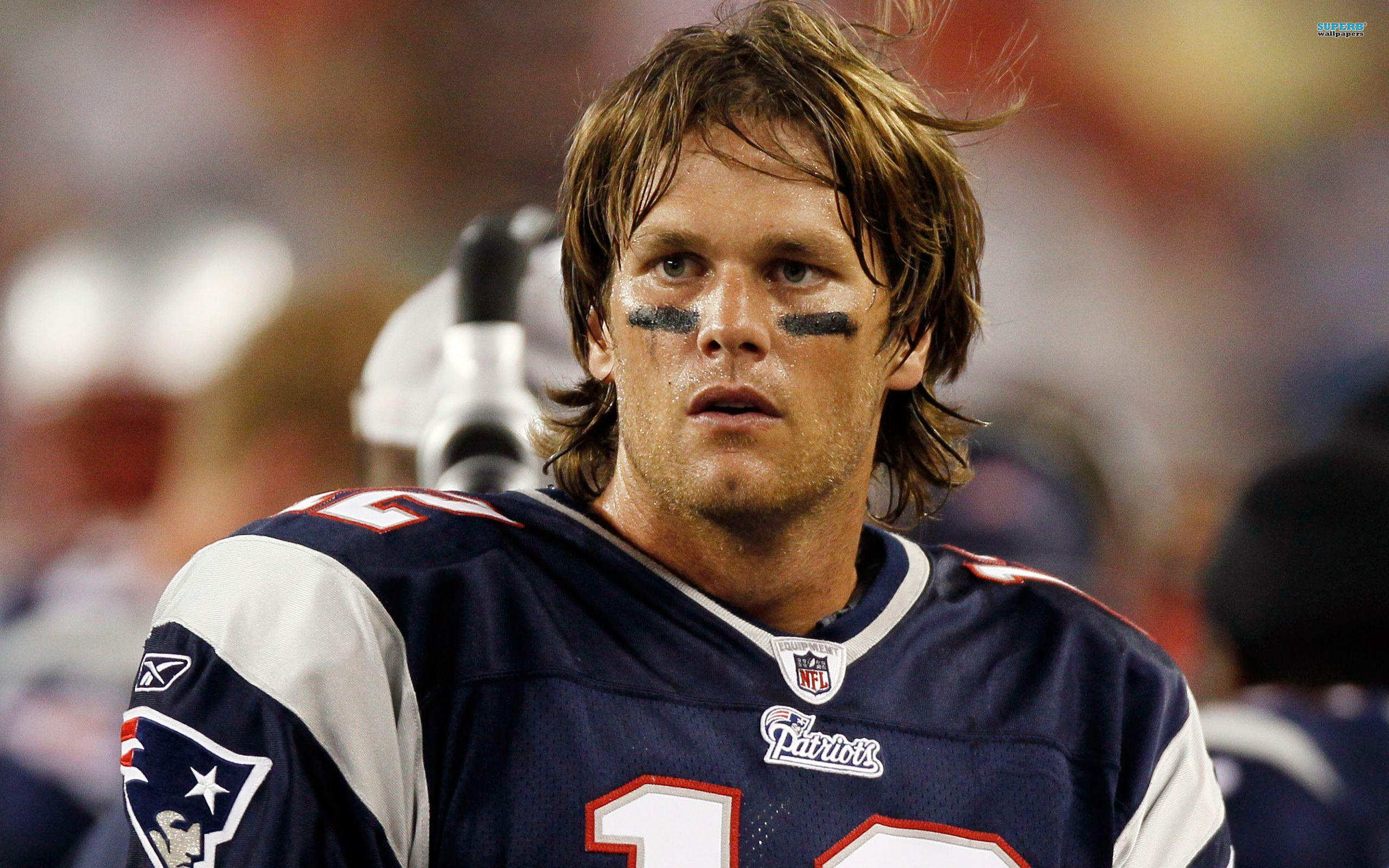 Tom Brady full name Thomas Edward Patrick Brady Jr is the fivetime time Super Bowl winning quarterback for the New England Patriots 2002 2004 2005