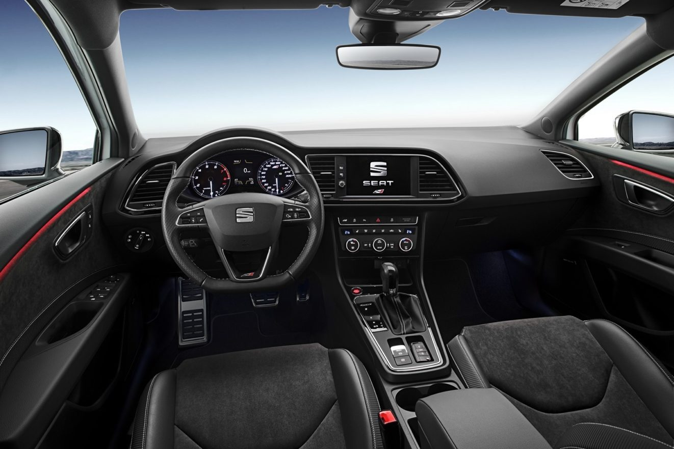 2019 SEAT Leon Front HD Images Best Car Release News 1322x881
