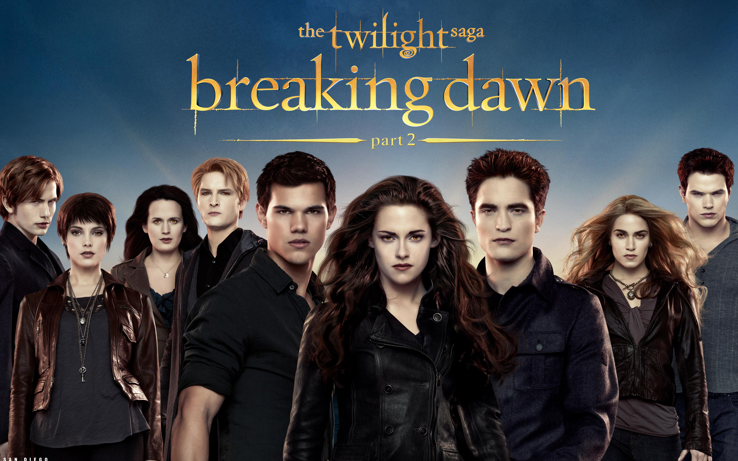 The Twilight Saga Breaking Dawn   Part 2 Wallpapers and 2880x1800
