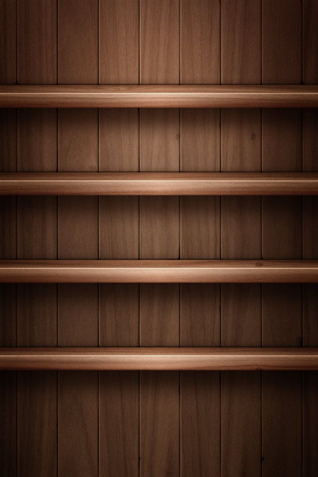 The Shelf iPhone Wallpapers 640x960