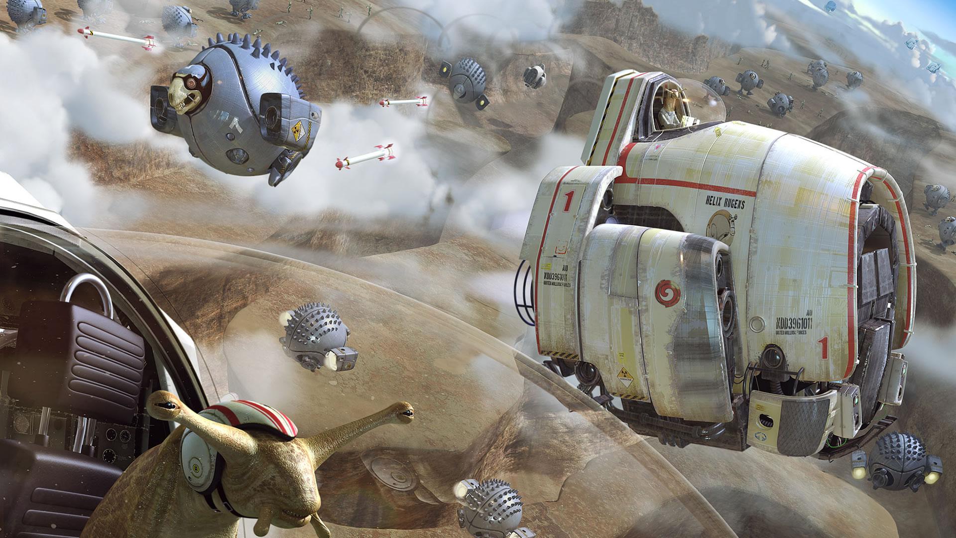 Sci Fi wallpaper   138475 1920x1080
